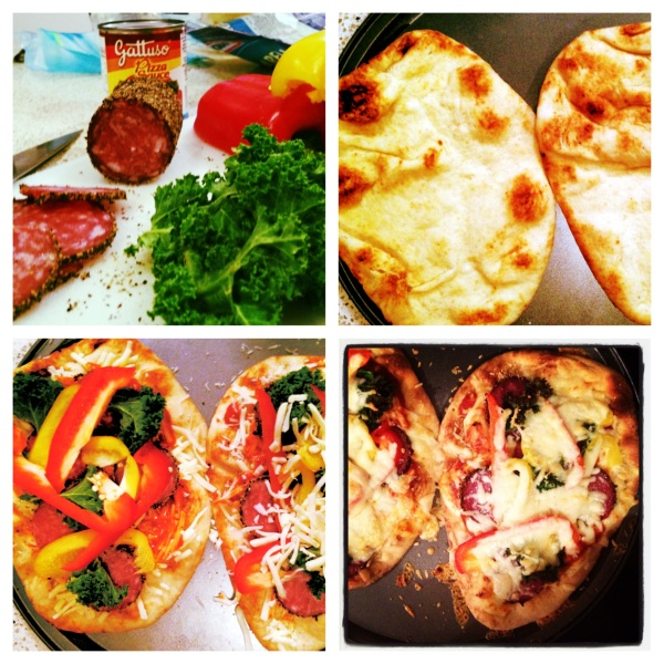 Looking for  great way to spend time with loved ones? MAKE A PIZZA!